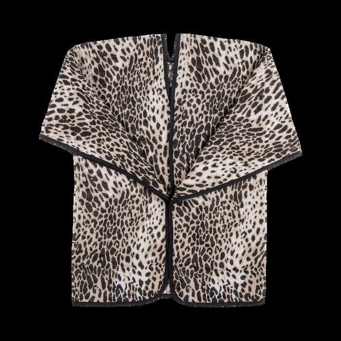 Poncho leopard, Abbigliamento, 12B409676TSLEOPUNI