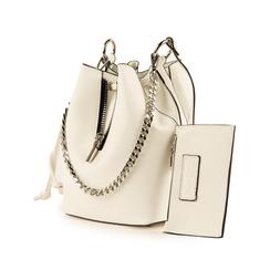 Mini secchiello bianco, Borse, 152327401EPBIANUNI, 004 preview