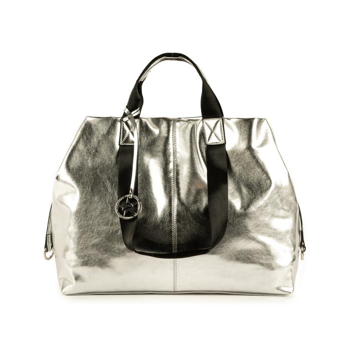 Maxi-sac argent laminé, Primadonna, 172392506LMARGEUNI