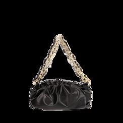 Pochette media nera, NUOVI ARRIVI, 165126682EPNEROUNI, 001a