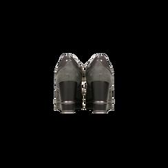 Sneakers grigie con zeppa platform, Scarpe, 122808661MFGRIG, 003 preview
