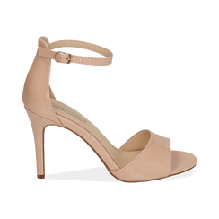 WOMEN SHOES SANDAL EP-PATENT NUDE, PROMOTIONS, 154901361VENUDE036, 001 preview