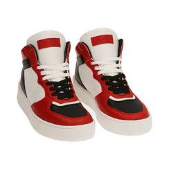 Zapatillas rojo, Primadonna, 18F944237EPROSS035, 002 preview
