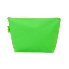 Pochette mare fluo verde in tessuto , Saldi Estivi, 133322281TSVERDUNI, 001 preview