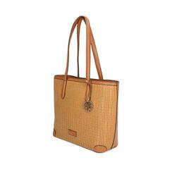 Bolso coñac trenzado, Primadonna, 172301043EICOGNUNI, 002a