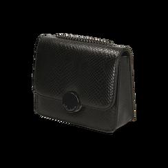 Petit sac noir imprimé vipère, Primadonna, 165108225EVNEROUNI, 002 preview