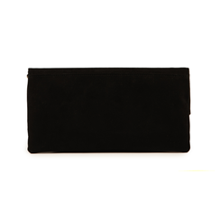 Pochette estensibile nera in microfibra, IDEE REGALO, 165108717MFNEROUNI, 003 preview