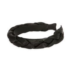 Cerchietto nero in raso , Primadonna, 17B301480RSNEROUNI, 003 preview