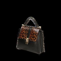 Borsa leopard , Primadonna, 16D984147EPLEMAUNI, 002a