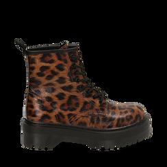 Anfibi platform leopard , Primadonna, 162800001EPLEMA035, 001a