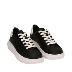 Sneakers nero/blanco,  Zapatos, 172602009EPNEBI035, 002a