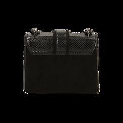 Petit sac noir imprimé vipère, Primadonna, 161918018EVNEROUNI, 003 preview