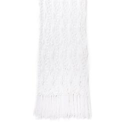 Mini-dress bianco con lavorazione macramè, Primadonna, 13A345074TSBIANUNI, 002a