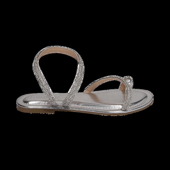 WOMEN SHOES FLAT LAMINATED ARGE, Zapatos, 154928862LMARGE036