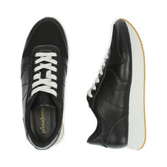 Sneakers nere, Primadonna, 177519501EPNERO035, 003 preview