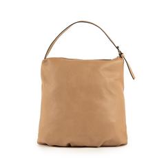 Maxi-bag beige in eco-pelle, Primadonna, 151990171EPBEIGUNI, 003 preview