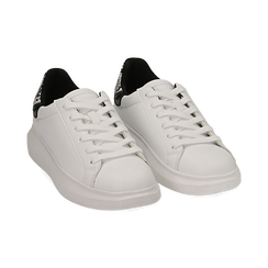 Sneakers blanches, Primadonna, 162602011EPBIAN035, 002 preview
