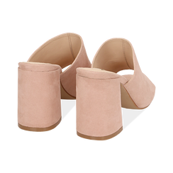 WOMEN SHOES SLIPPER MICROFIBER NUDE, Chaussures, 154998161MFNUDE036, 004 preview