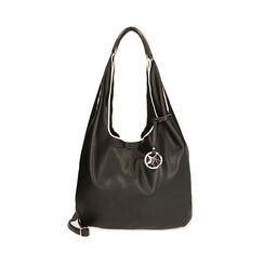 Maxi-bag noir, 175700174EPNEROUNI, 001a