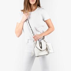 Mini secchiello bianco, Borse, 152327401EPBIANUNI, 002a