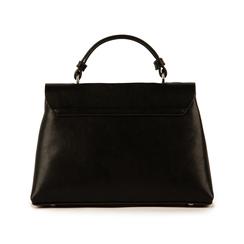Mini bag en eco-piel color negro, Bolsos, 155700372EPNEROUNI, 003 preview