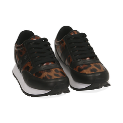 Sneakers leopard , Primadonna, 162619079EPLEMA035, 002 preview
