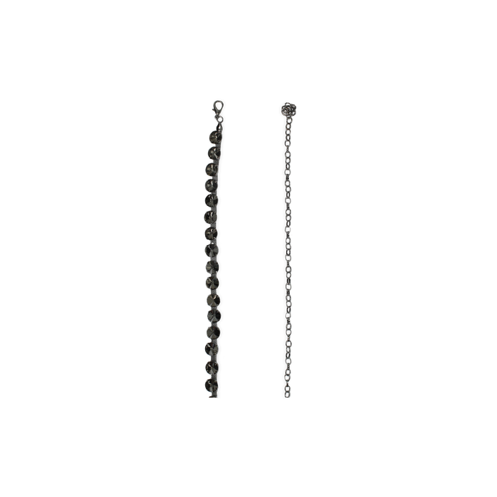 Cintura metallica canna di fucile con cristalli , Abbigliamento, 144010325MTCANNUNI