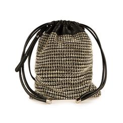 Mini secchiello nero con pietre, Primadonna, 15F520055ETNEROUNI, 001 preview