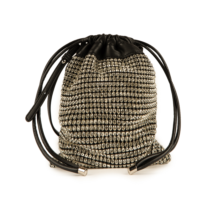 Mini secchiello nero con pietre, Primadonna, 15F520055ETNEROUNI