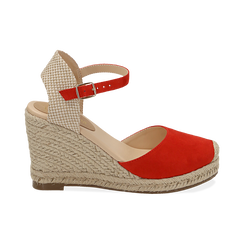 WOMEN SHOES ESPADRILLAS MICROFIBER CORA, Chaussures, 154922102MFCORA035, 001a