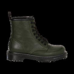 Botas militares en color verde, Primadonna, 162801501EPVERD036, 001 preview