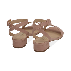 CALZATURA FLAT MICROFIBRA NUDE, Chaussures, 154819193MFNUDE037, 004 preview
