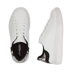 Sneakers blanches, Primadonna, 162602011EPBIAN035, 003 preview