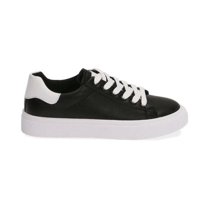 Baskets noires, Chaussures, 172621209EPNEBI035