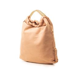 Maxi-bag nude in microfibra , Borse, 132403282MFNUDEUNI, 004 preview