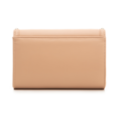 Borsa envelope con borchie nude in eco-pelle, Borse, 133386501EPNUDEUNI, 003 preview