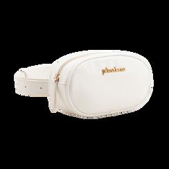 Marsupio in ecopelle bianco, Borse, 113309843EPBIANUNI, 002 preview