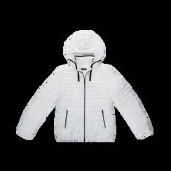 Piumino bianco Donna in Tessuto Tecnico, Abbigliamento, 128500501TSBIAN, 001 preview