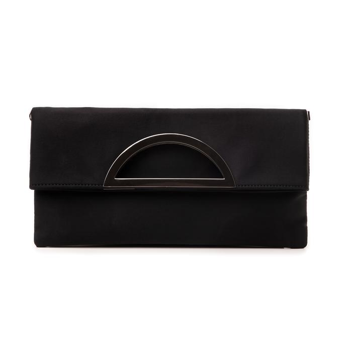 Pochette estensibile nera in lycra, Borse, 145108714LYNEROUNI