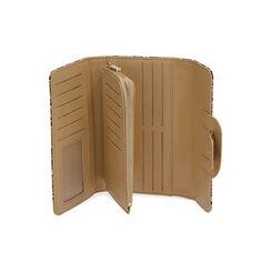 Portafogli beige stampa pitone, Primadonna, 175102538PTBEIGUNI, 003 preview
