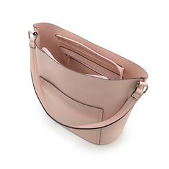 Borsa a secchiello rosa in eco-pelle, Borse, 133783136EPROSAUNI, 004 preview