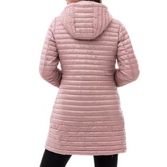 Piumino con cappuccio nude in tessuto , Abbigliamento, 148500502TSNUDE3XL, 002a