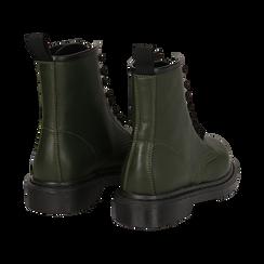 Botas militares en color verde, Primadonna, 162801501EPVERD036, 004 preview