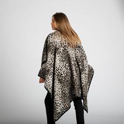 Poncho leopard, Abbigliamento, 12B409676TSLEOPUNI, 003 preview