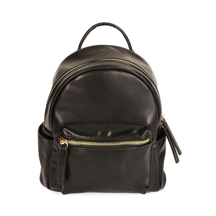 Petit sac à dos noir, Primadonna, 175123236EPNEROUNI