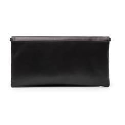 Pochette estensibile nera in eco-pelle, Primadonna, 145108714EPNEROUNI, 003 preview