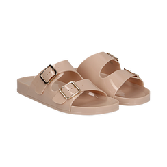 Zeppe beige in pvc, Primadonna, 130902002PVBEIG036, 002 preview