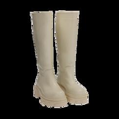 WOMEN SHOES BOOTS COW-LEATHER PANN, Primadonna, 16A500050VIPANN035, 002 preview