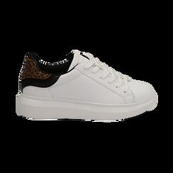 Sneakers bianco/leopard , Primadonna, 162602011EPBILE035, 001 preview