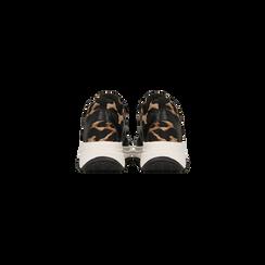 Sneakers dad shoes leopard , Scarpe, 12A718321EPLEOP, 003 preview